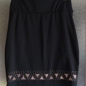 NWOT Maurice's Fitted Skirt